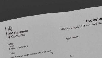 tax-return form