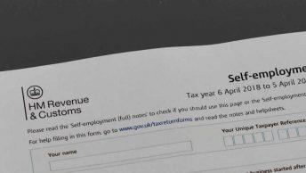 self-employment form