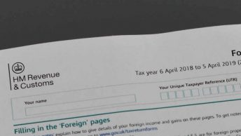 foreign tax form